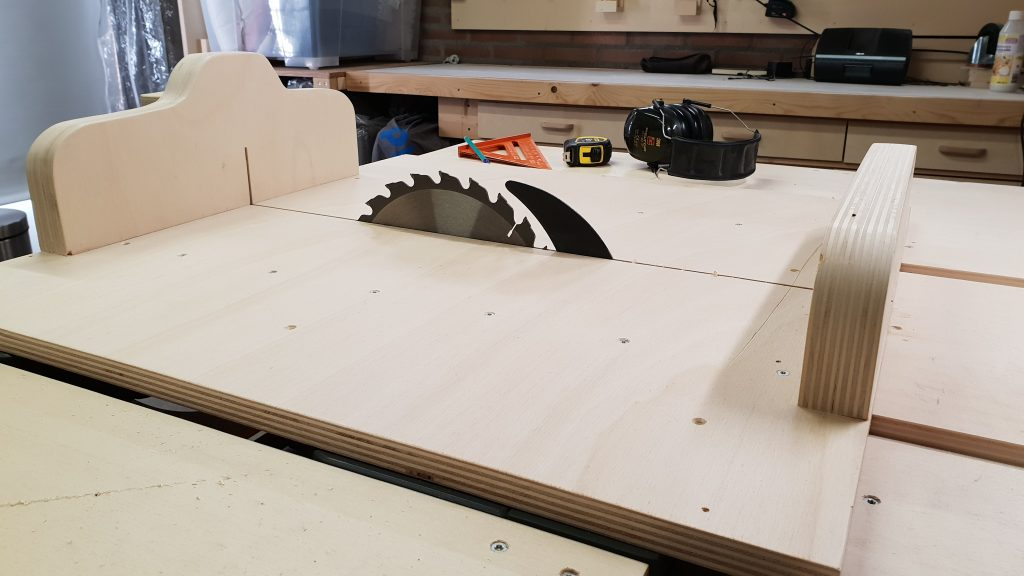 Cross-cut sled