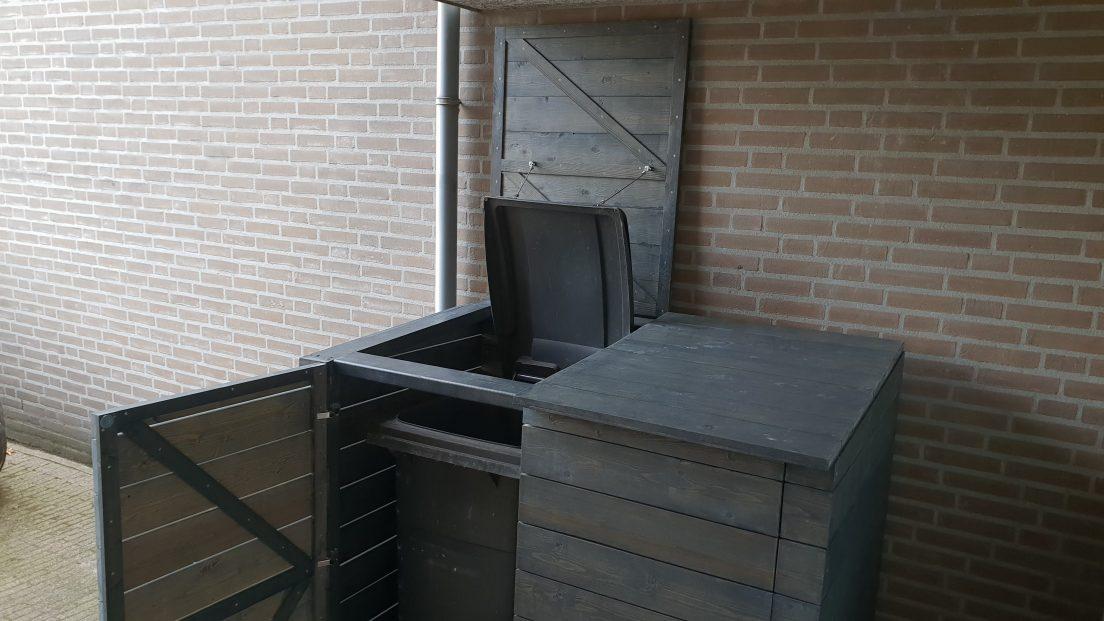 Garbage shed end result