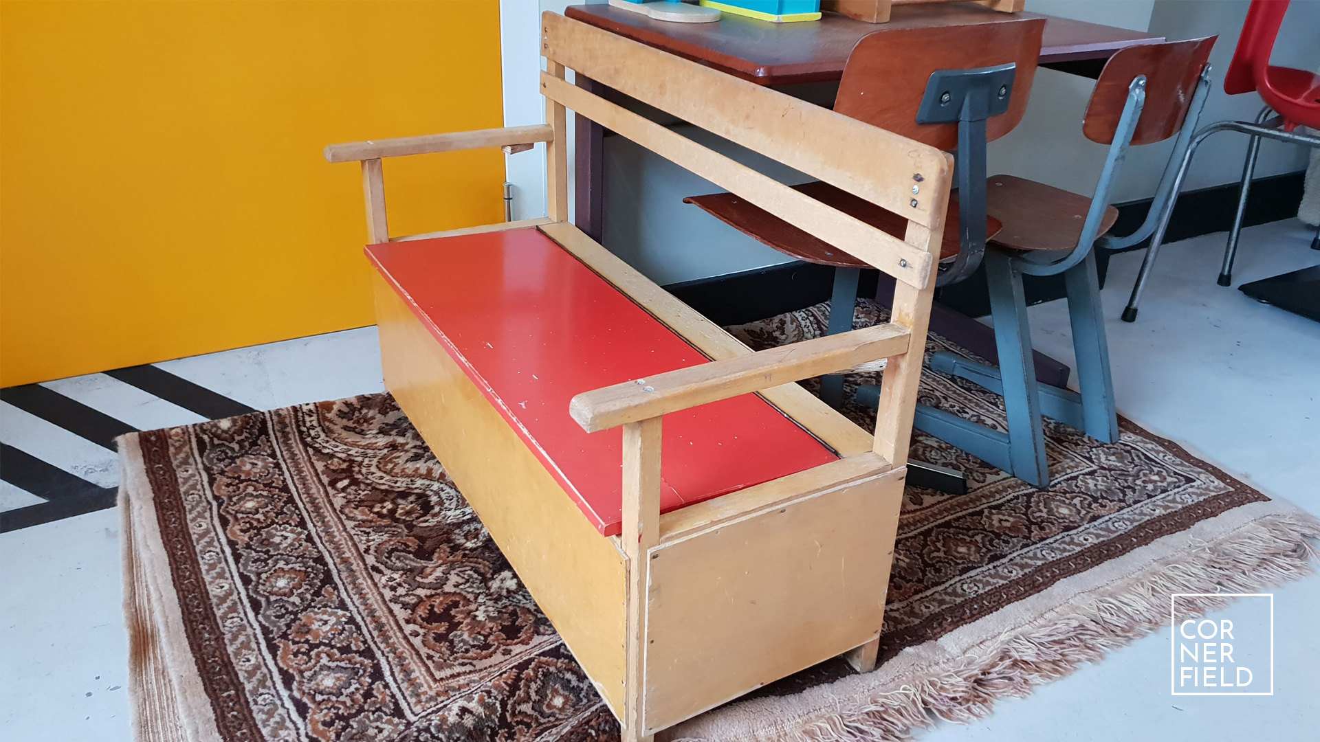 Toy Chest And A Bench For Kids All In One Cornerfield Shop